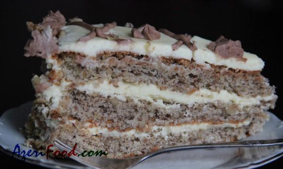 Котлетный торт с фото